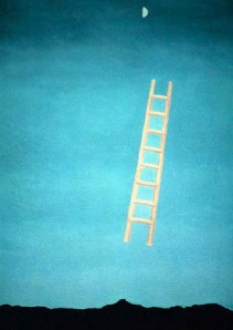 georgiaokeeffe-ladder-to-the-moon