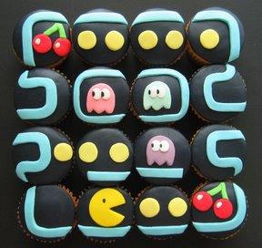 pacman_cupcakes